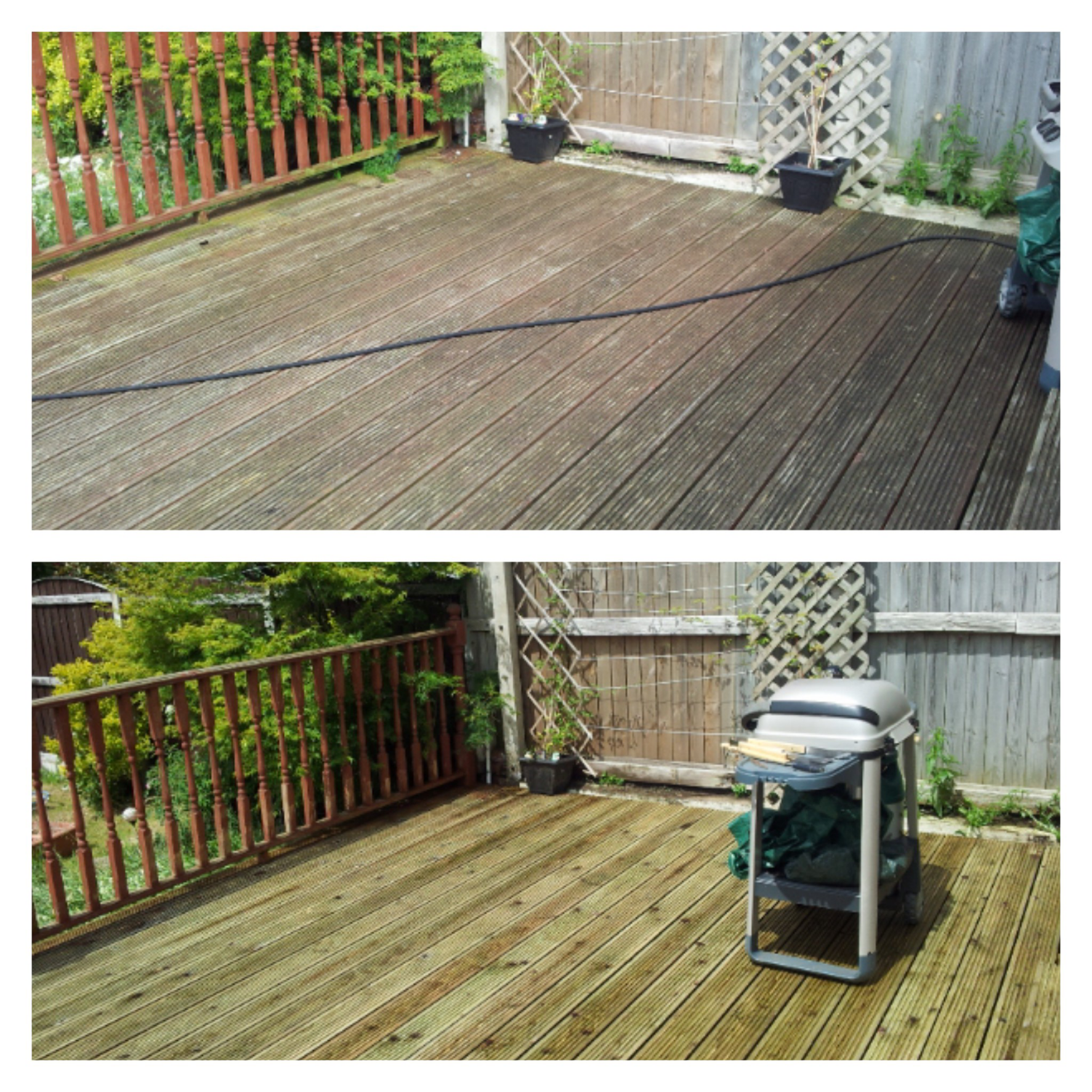Decking Cleaning, Prenton, Wirral