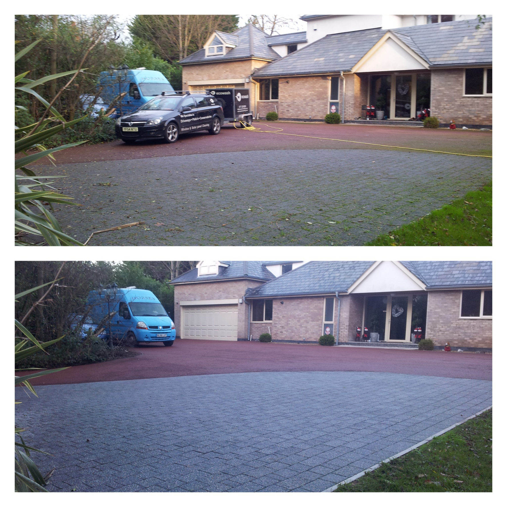 Driveway Cleaning Caldy Wirral