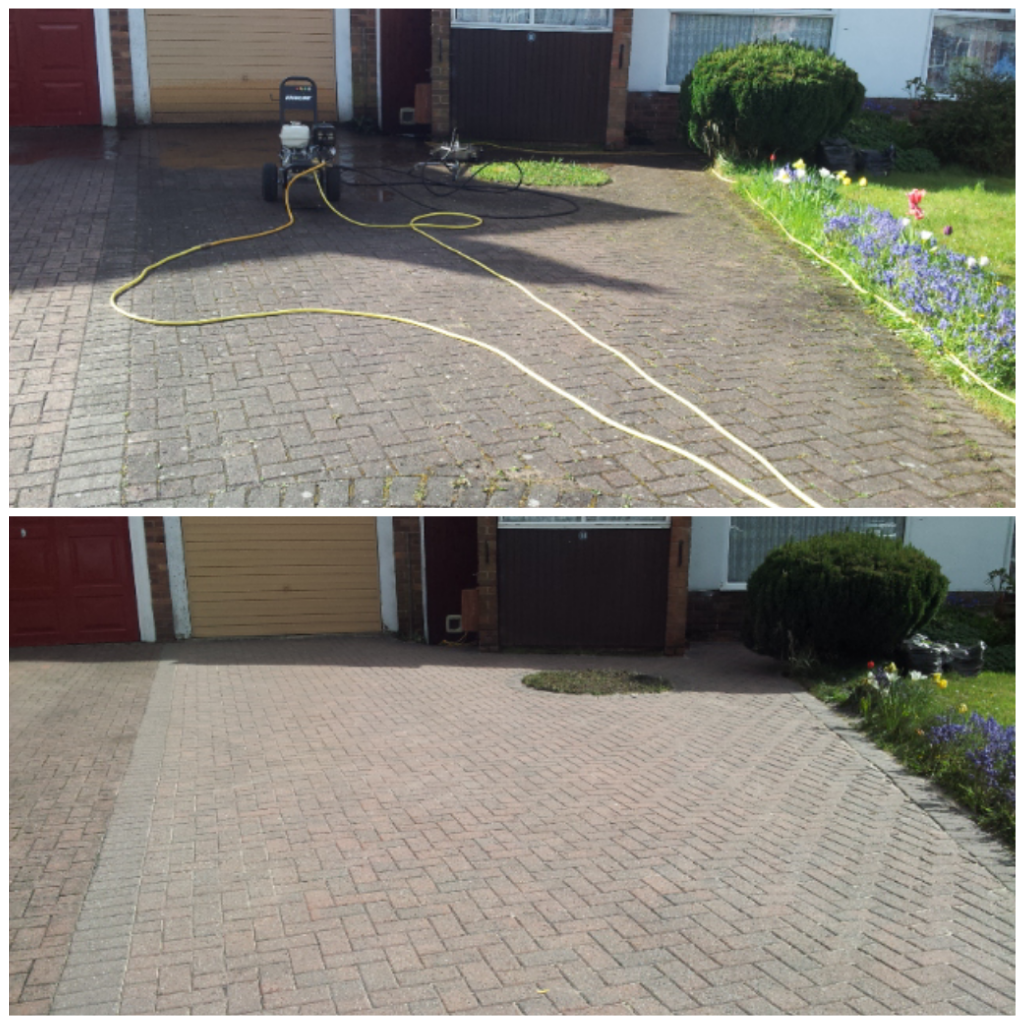 Driveway Cleaning, Chester