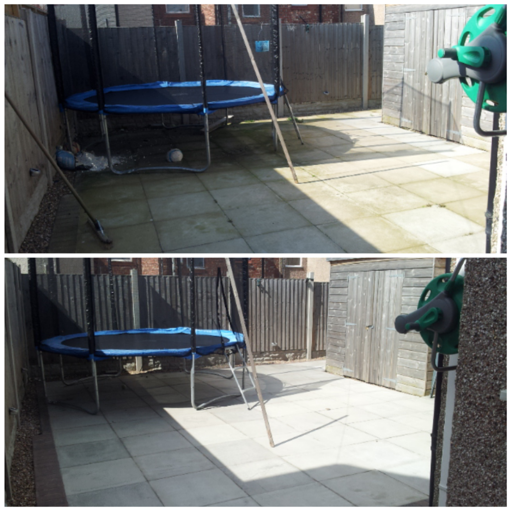 Patio Cleaning, Moreton, Wirral