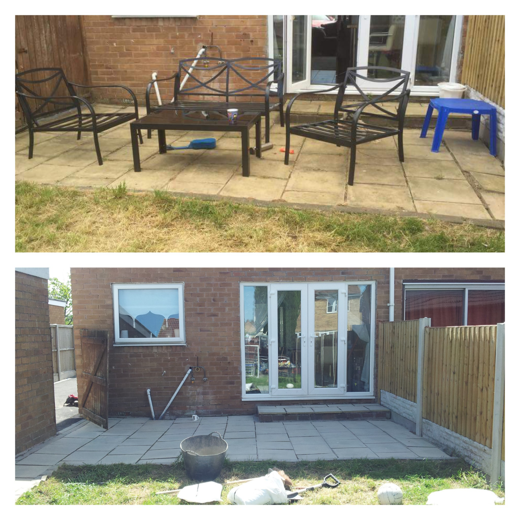 Patio Cleaning, Prenton, Wirral