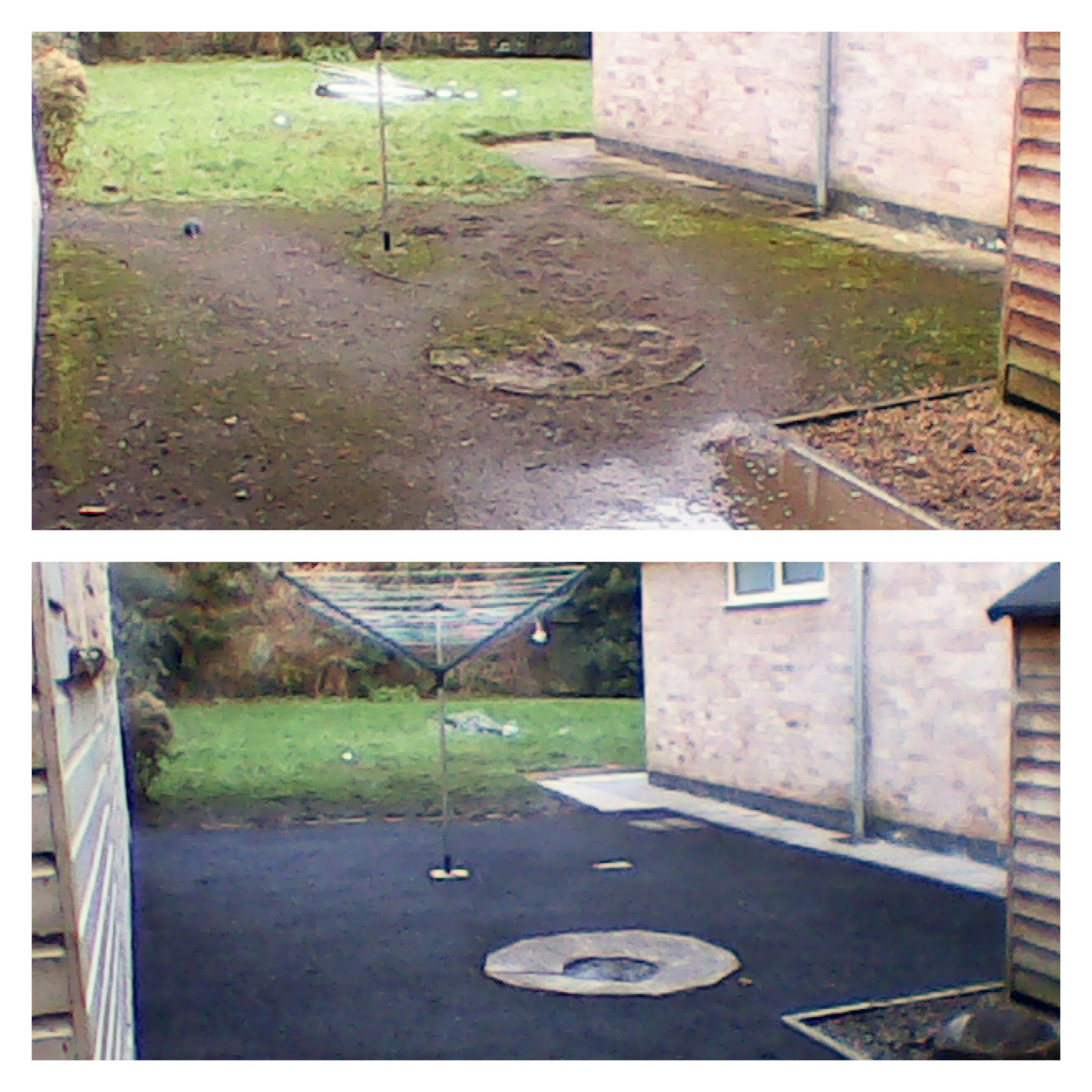 Yard Cleaning Caldy Wirral