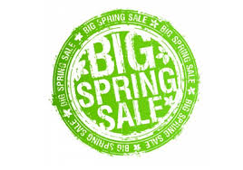 Spring Deals – 50% off all services