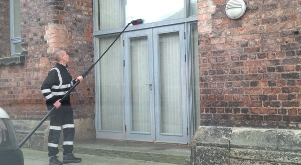 External Window Cleaning Wirral