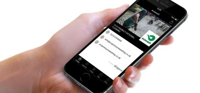 Get the free ecowash app today!!