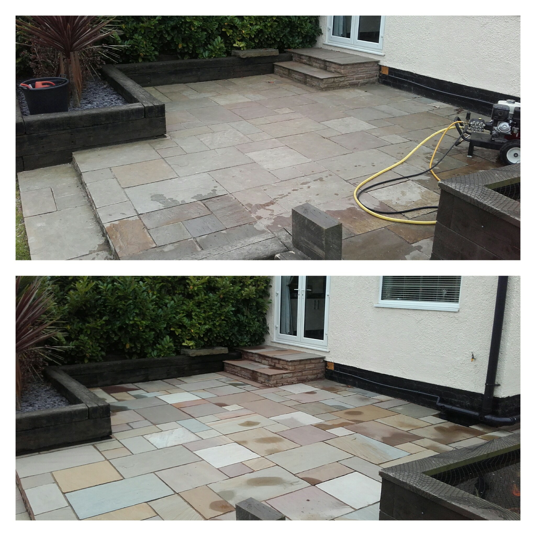 Indian-Sandstone-Patio-Cleaning-2 Indian Sandstone Patio Cleaning 2