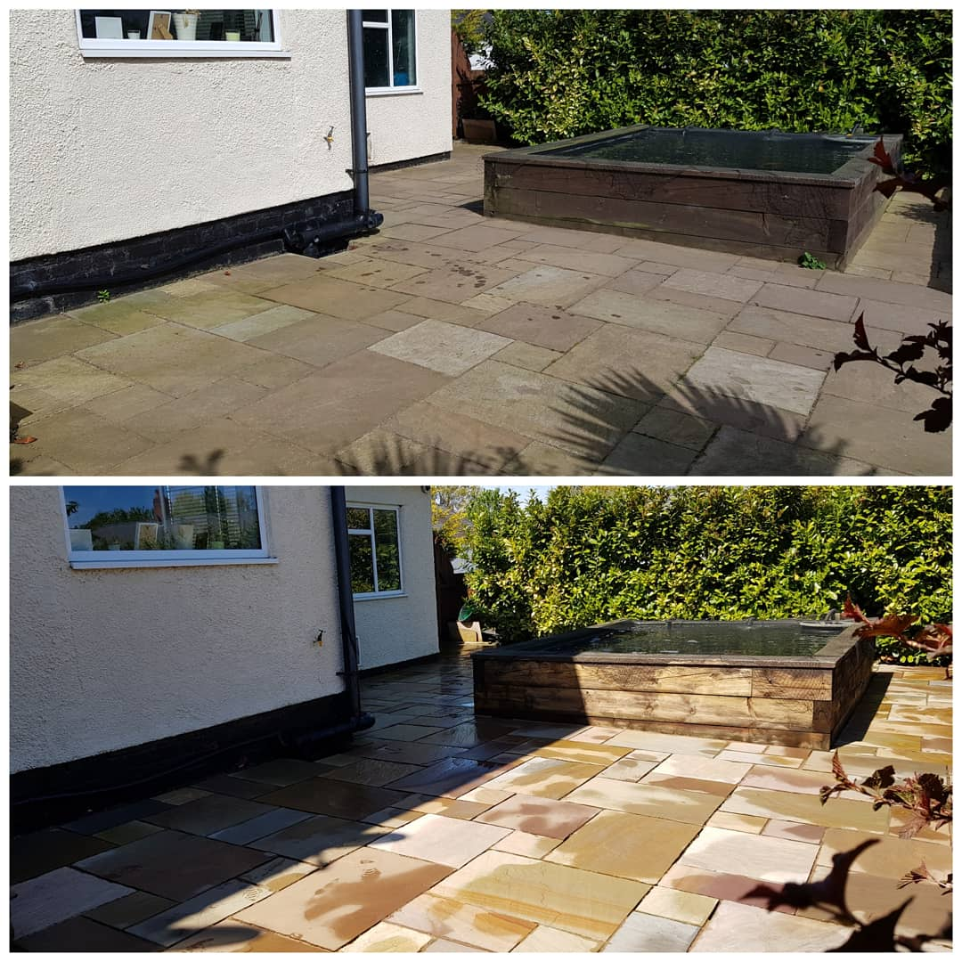 IMG_20180515_181423_469-1 Indian Sandstone Patio Cleaning - Westkirby, Wirral