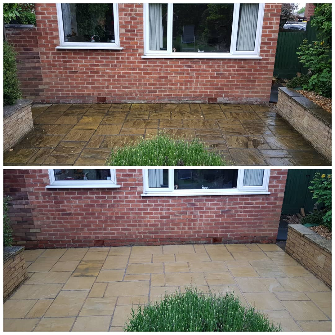 IMG_20180525_211834_769-2 Concrete Paving Patio & Path Cleaning - Westkirby, Wirral