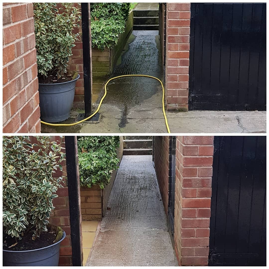 IMG_20180525_212028_265-1 Concrete Paving Patio & Path Cleaning - Westkirby, Wirral
