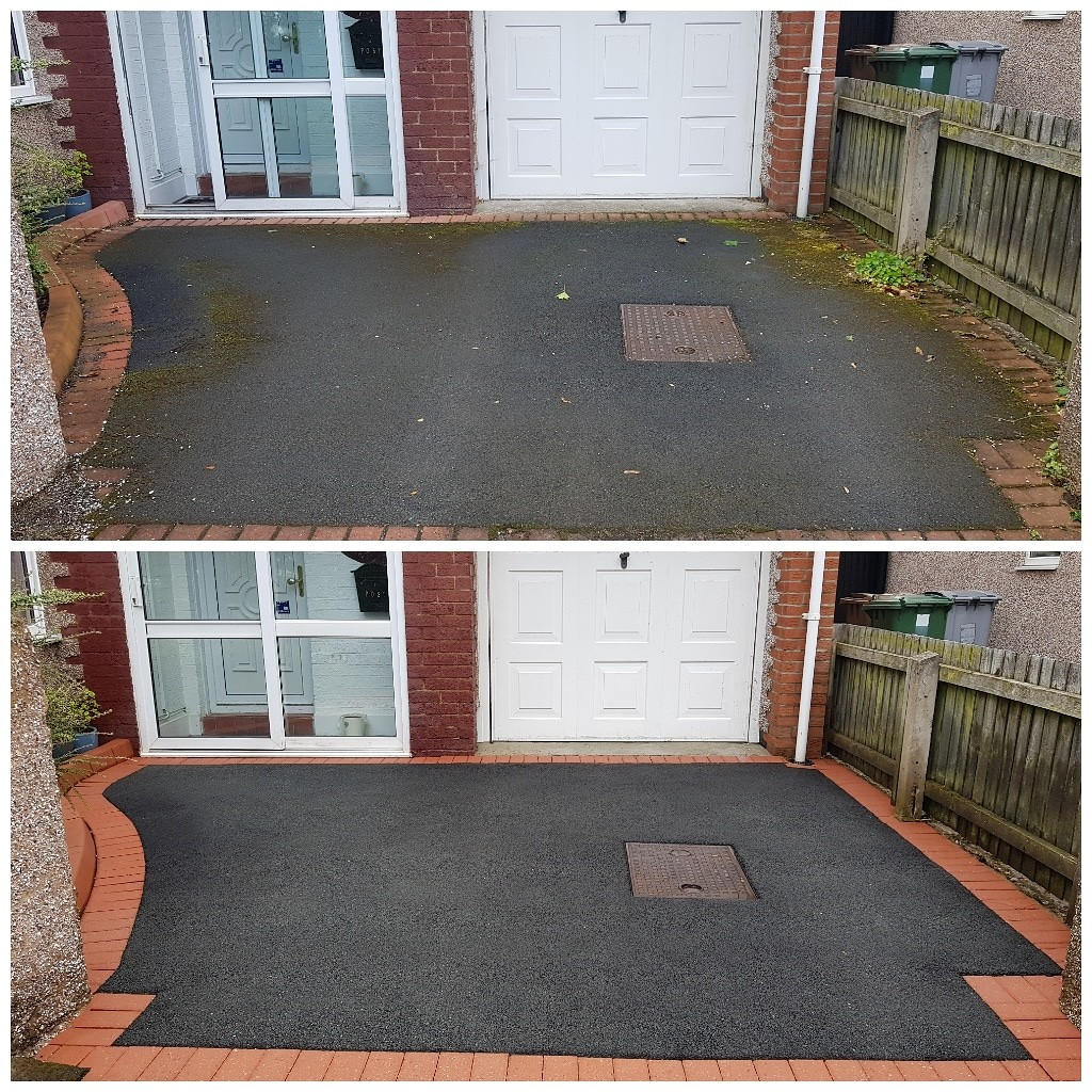 img_20180730_151112_6072416875558045095608 Oil Patch Removal, Tarmac Cleaning & Restoration, Resiblock Resimac - Meols, Wirral