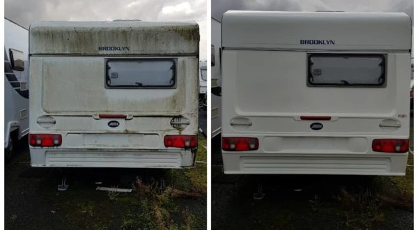Caravan Cleaning Wirral